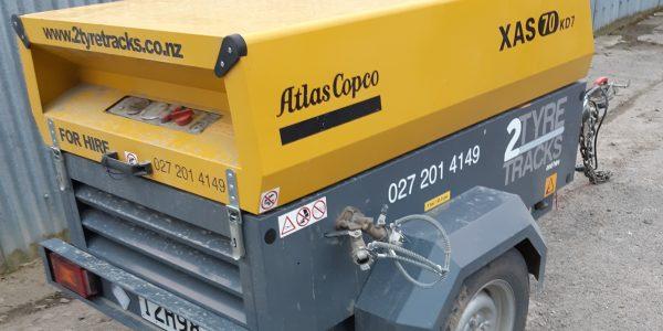 ATLAS COPCO XAS70
