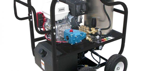 Petrol Powered Water Blaster Steam Cleaner