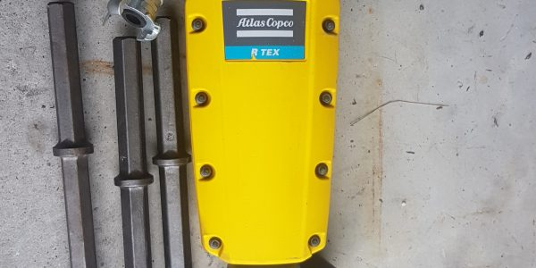 Atlas Copco RTEX rock breaker